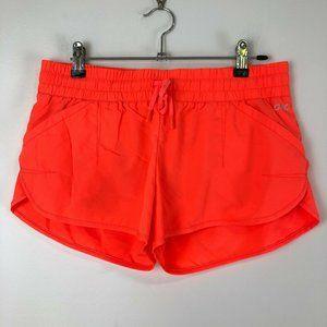 Lorna Jane Women's Activewear Shorts Sz XS Orange